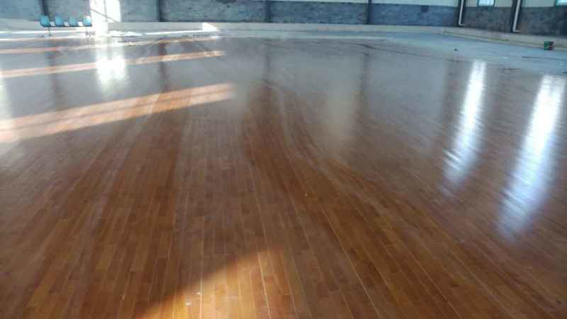 枫木体育实木地板 运动实木地板价格