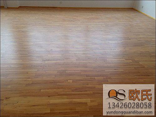实木运动地板,运动木地板